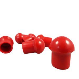 Kinderpolsstok rubberdoppen