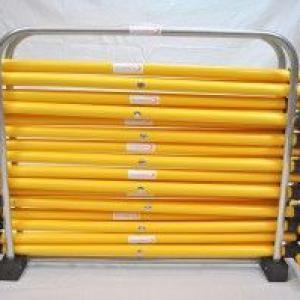 BOOST opbergrek voor PVC schaarhordes